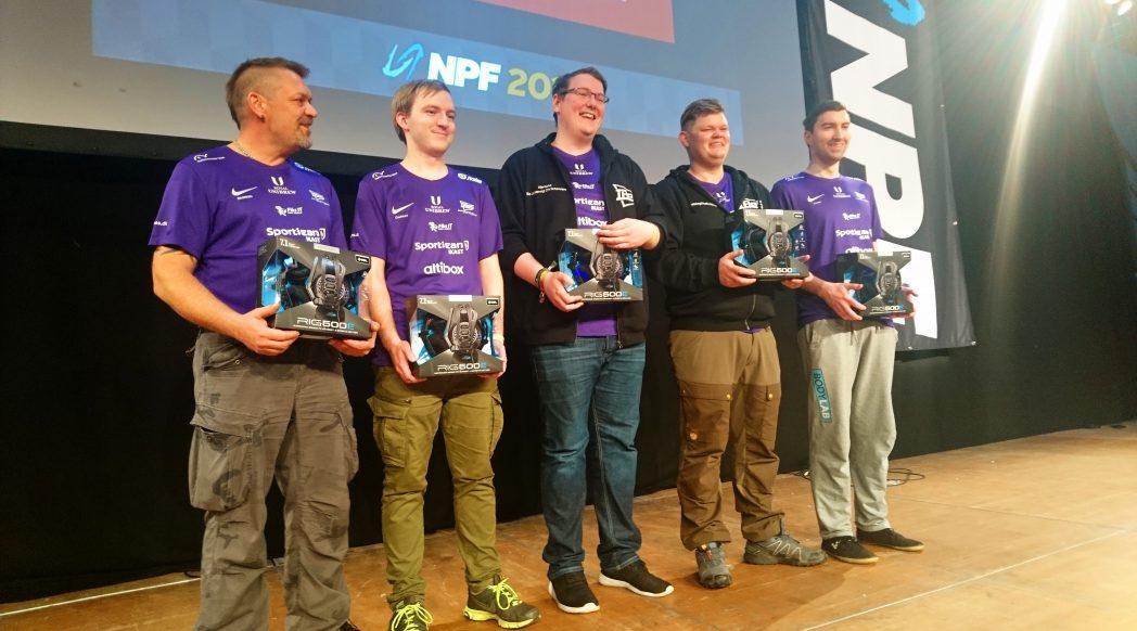 IBeS BF4 NPF17 vinder